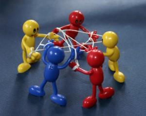 Netzwerkartige Strukturen - die Arbeitsform der Zukunft