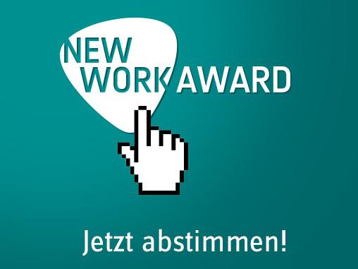 Abstimmungsbutton Typ 1_New Work Award