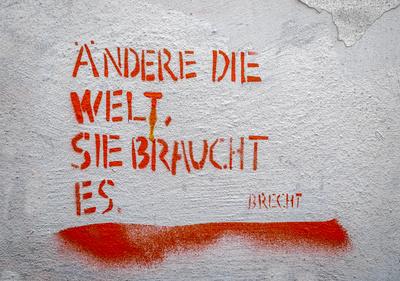 Agilität in der Projektarbeit - Veränderung als Chance Foto Jakob Ehrhardt  / pixelio.de